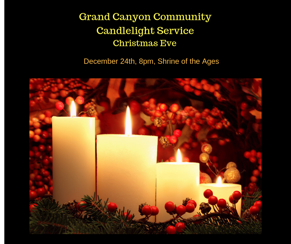 The December 2020 Christmas Eve Service is cancelled due to COVID Restrictions!